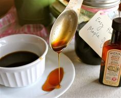 Easy Homemade Maple Syrup - The Food Charlatan