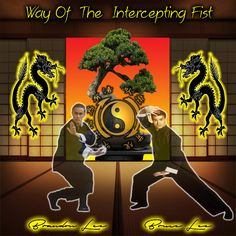 Dedicated to (Brandon Bruce Lee) & Father (Bruce Lee) Made and Created by (Sacred Crow Graphic Designs)