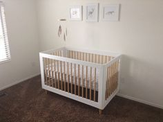 Features:  -Converts to daybed and toddler bed with included toddler bed conversion kit.  -Lower profile.  Finish: -Tie to Finish.  Material: -Manufactured wood/Wood. Dimensions:  Overall Height - Top
