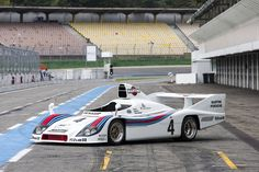 1977 #Porsche 936/77 that won the 1977 24hs of #LeMans driven by Barth/Haywood/Ickx