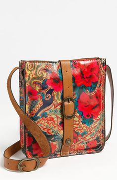 Patricia Nash 'Venezia' Crossbody Bag | Nordstrom  This would be an awesome service bag