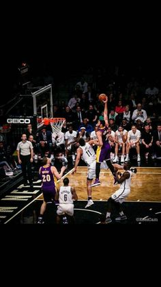 Photo of the year - Larry Nance Jr.