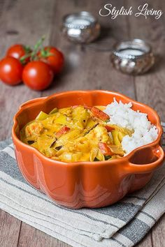Heute gibt es das Rezept zu Jamie Olivers Lieblingscurry! Es ist schnell zuzubereiten und toll variierbar mit Gemüse, Fleisch oder Fisch.