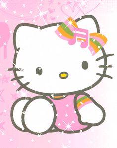 Happy Birthday Wallpaper Art Illustrations 34 Ideas For 2020 Images Hello Kitty, Chat Hello Kitty, Hello Kitty My Melody, Pink Nation Wallpaper, Daisy Wallpaper, Hello Kitty Wallpaper, Wallpaper Art, Happy Birthday Wishes Quotes, Happy Birthday Cards