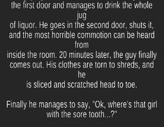 A man gets hit by a car. Clean Funny Jokes, Sarcastic Jokes, Funny Jokes For Adults, Hilarious, Funny Riddles, Jokes And Riddles, Jokes About Men, Men Jokes, Men Humor