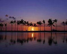 Sunset  http://www.youtube.com/user/SERIHAWAII