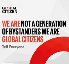 Goal 1: No Poverty | The Global Goals - We are not a generation of bystanders. We are global citizens. Share with everyone.