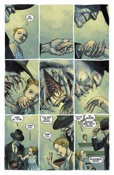 Comics Story, Bd Comics, Funny Comics, Arte Horror, Horror Art, Creepy Art, Scary, Dibujos Dark, Comic Art