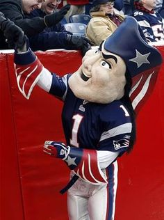 Top 10 mascots in the NFL