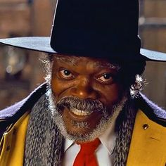 Movies: With The Hateful Eight Quentin Tarantino stirs the race relations pot... again