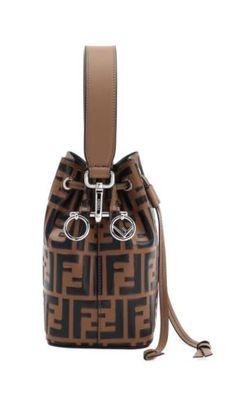 1056899585 FendiMon Tresor Small FF Bucket Bag Bucket Bag