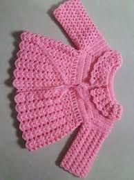 Top 10 crochet peleles, bodys, enterizos, romper u overalls a ganchillo - Alaska. Crochet Baby Sweater Pattern, Crochet Baby Sweaters, Baby Sweater Patterns, Baby Girl Sweaters, Baby Girl Crochet, Crochet Baby Clothes, Baby Patterns, Baby Knitting, Crochet Patterns