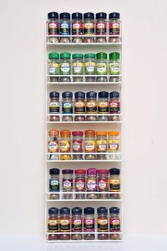 awesome spice rack for pantry
