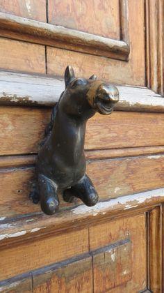 Door Handle in Verona, Italy