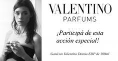 Acción Valentino Donna