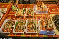 Tailandia Food