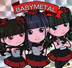 BABYMETAL FAN CLUBさんはInstagramを利用しています:「A collection of BABYMETAL fanart created by the legions of Babymetalheads from all over the world. Here are all the Fanart so far in Album…」