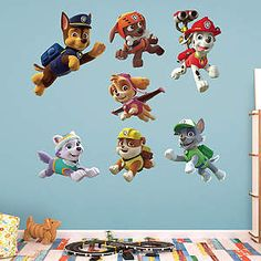 PAW Patrol Puppies Collection