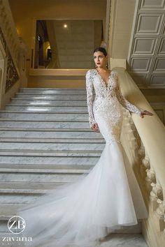 Wedding Dress Zavana Bridal ZB124 Emily
