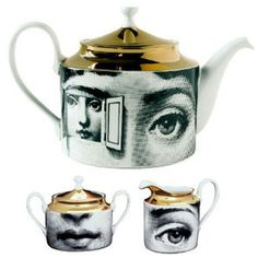 My Own Space: Fornasetti Tea Pot
