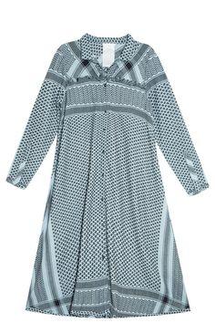 Shirt Dress By CECILIE COPENHAGEN @ http://www.boutique1.com/