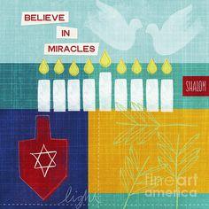 Hanukkah Miracles by Linda Woods