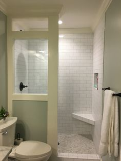 9 Astute Tips AND Tricks: Bathroom Remodel On A Budget Mobile Home bathroom remodel colors middle.Bathroom Remodel On A Budget Mobile Home mobile home bathroom remodel wall decor. Master Bathroom Shower, Diy Bathroom, Bathroom Renos, Bathroom Renovations, Bathroom Ideas, Budget Bathroom, Bathroom Makeovers, Remodled Bathrooms, Bathroom Canvas