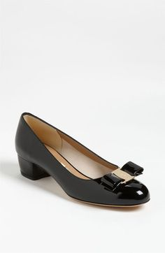 In my absolute wildest dreams. But before I die I swear I'll own a pair of beautiful Italian pumps, preferably this classic...