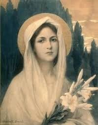 Mary Most Holy