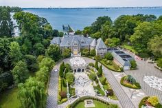 The Great Gatsby Mansion Is on the Market for $85 MillionLiterature lovers know that Jay Gatsby's mansion was the host of many fabulous, decadent parties with seemingly endless amounts of space and over-the-top features. So when F. Scott Fitzgerald's classic novel The Great Gatsby was turned into a movie in 2013, set designers drew inspiration from a jaw-dropping 1928 Colonial-style castle in the real-life location of Gatsby's fictional home—Long Island, New York. Now you can purchase the…