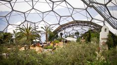 Eden Project (Gran Bretagna)   MERO