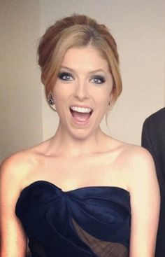 Anna Kendrick, your teeth are perf. Seriously.