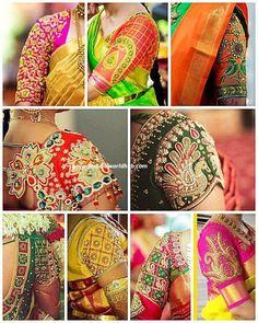 pattern blouse designs-4