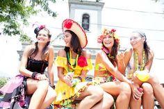 Modelos Fantasias para Carnaval 2014