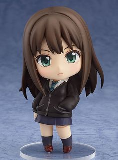 The Idolmaster Cinderella Girls Nendoroid figurine Rin Shibuya Good Smile Company