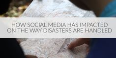 Instant social mediums like Twitter and Facebook have proved invaluable in times of disaster management... #SocialMedia #SocialMediaNews