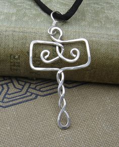Norse Thor's Hammer Pendant Mjolnir Celtic by nicholasandfelice, $ 18.00