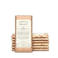 Dandelion Chocolate Bars