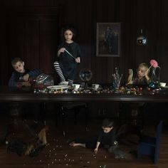 Photography Julie Blackmon Details Domestic Vacations