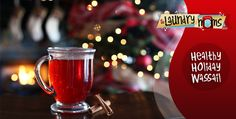 """""""Healthy Holiday Wassail"""" ~Trim Healthy Mama Friendly~ // //  WOW!…If you love this seasonal drink, but hate all the SUGAR that comes along with it, you MUST make this fabul…"""