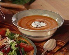 Honey Carrot Soup
