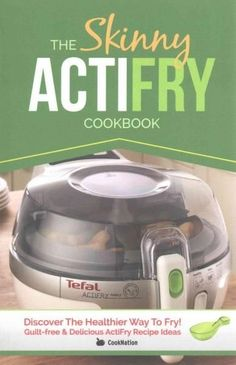 Check out The Skinny Actifry Cookbook: Guilt-Free and Delicious Actifry Recipe Ideas: Discover the Healthier Way to Fry! by Cooknation (Paperback / softback, Cookbook Recipes, Cooking Recipes, Tefal Actifry, Actifry Recipes, Honey Garlic Chicken Wings, Recipe Instructions, Guilt Free, Air Fryer Recipes, Easy Healthy Recipes