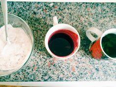 BREAKFAST  white yogurt with homemade jam, walnuts, flax seeds and cinnamon; juice from beets, apples and carrots; homemade mint tea/ yogur blanco con mermelada de casa, nueces, canela y semillas de lino; zumo de remolacha, manzana y zanahoria; infusion de menta de casa /bílý jogurt s domácí marmeládou, vlaššskými ořechy, lněným semínkem a skořicí; šťáva z řepy, jabka a mrkve; domácí mátový čaj