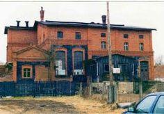 Wolfshagen, Brennerei, Vorderfront (1996, Foto: LK Prignitz)