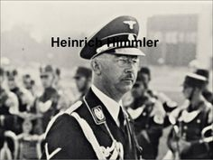 Heinrich Himmler - Prof. Altair Aguilar