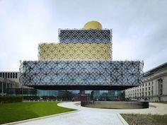 """Library of Birmingham: """"una oda al círculo"""""""