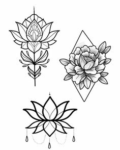 Top small Tattoo collection for women Mandala Tattoo – Top Fashion Tattoos Small Lotus Tattoo, Small Mandala Tattoo, Lotus Tattoo Design, Henna Tattoo Designs, Flower Tattoo Designs, Flower Tattoos, Designs Mehndi, Tattoo Ideas, Cute Tattoos