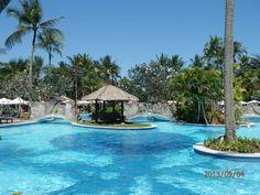 Melia Bali Sol Swimming Pool, Nusa Dua