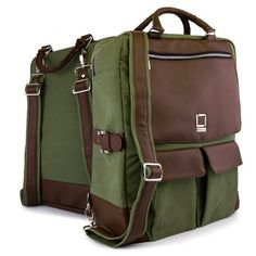 Lencca Alpaque Backpack - FORREST GREEN & ESPRESSO BROWN Carry on Laptop Bag fits Apple MacBook Pro Retina Display 15' & 13' inch Lencca http://www.amazon.com/dp/B00HYP4NM0/ref=cm_sw_r_pi_dp_EC73ub1DV2MF9