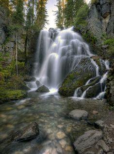 Lassen Volcanic National Park (California).